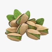 Pistachio Nuts 3d model