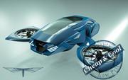 \\T// Copter Car 10 3d model