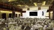 HOTEL BALL ROOM 3d model