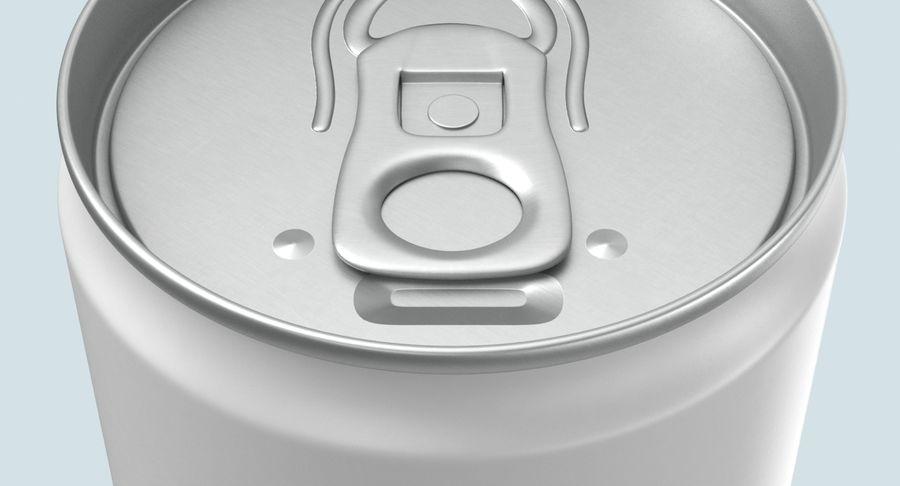 250mlソーダ缶モックアップ royalty-free 3d model - Preview no. 10