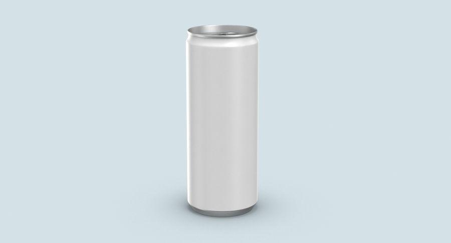 250mlソーダ缶モックアップ royalty-free 3d model - Preview no. 6