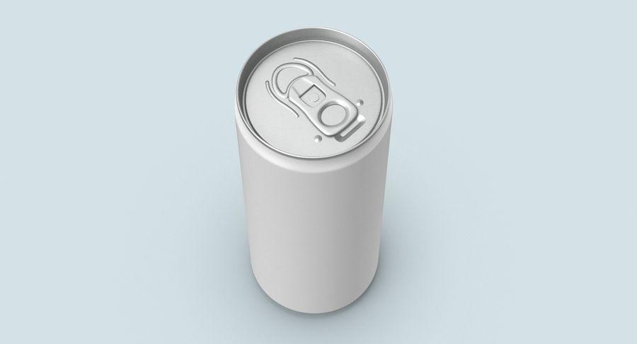 250mlソーダ缶モックアップ royalty-free 3d model - Preview no. 4
