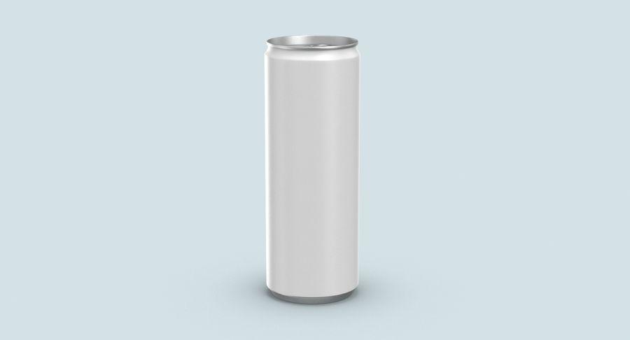355ml  Soda Can  Mockup royalty-free 3d model - Preview no. 6
