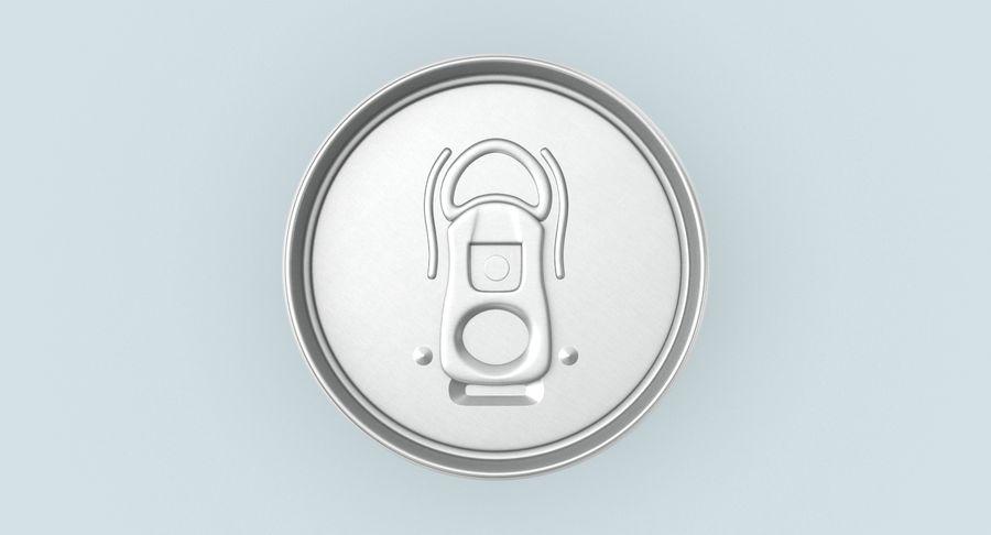 355ml  Soda Can  Mockup royalty-free 3d model - Preview no. 5