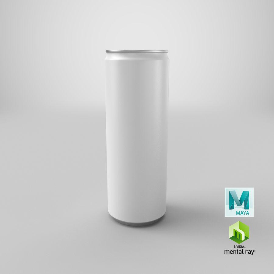 355ml  Soda Can  Mockup royalty-free 3d model - Preview no. 20