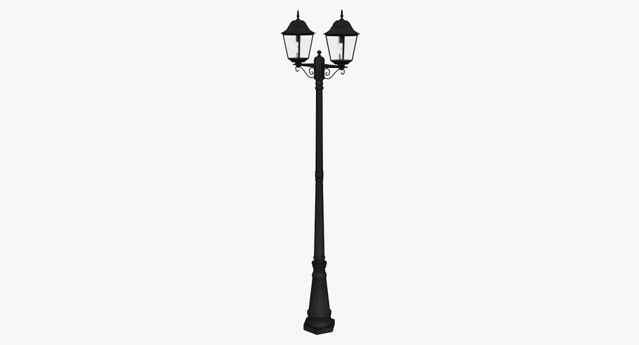 Street Light royalty-free 3d model - Preview no. 2