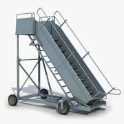 飞机楼梯 3d model