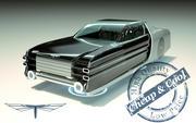 \\T// Hover Car 11 3d model