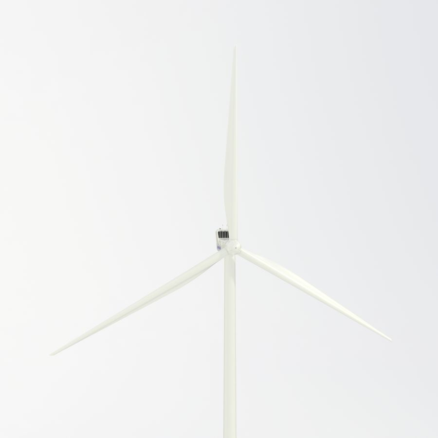 Wind Turbine royalty-free 3d model - Preview no. 24