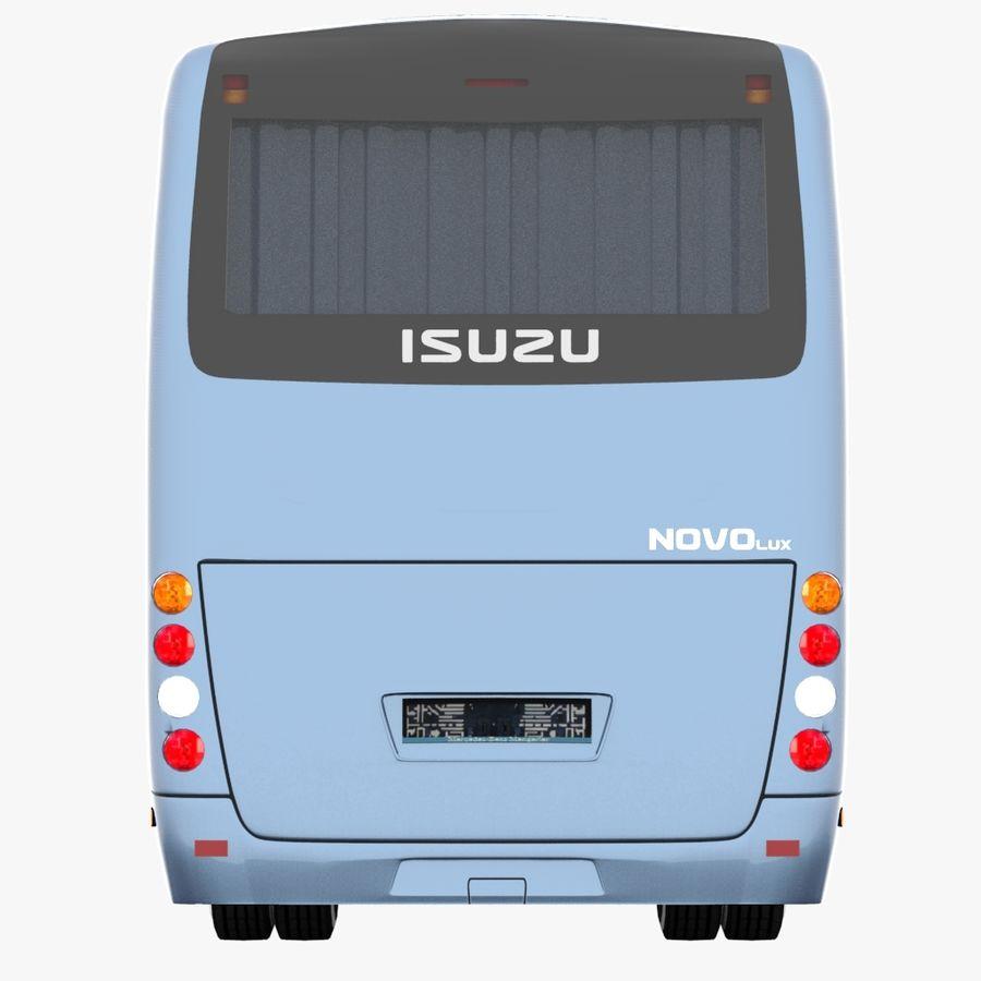 Isuzu Novo Lux royalty-free 3d model - Preview no. 6