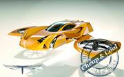 \\T// Copter Car 07 3d model