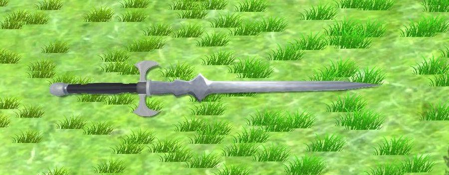 中世纪武器 royalty-free 3d model - Preview no. 11