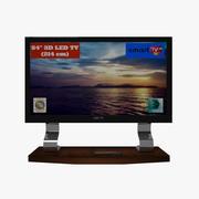 LED-Fernseher 3d model