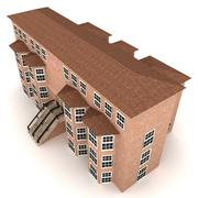 City English Building 1 3d model