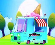 低聚冰淇淋 3d model