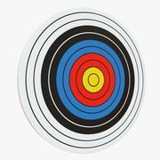 Target 01 3d model