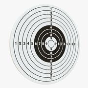Target 02 3d model
