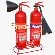 Fire extinguisher(1) 3d model