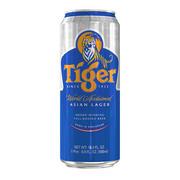 Piwo tygrysie 500 ml puszka 3d model