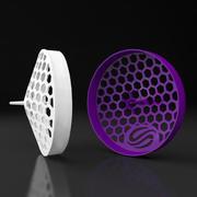 运动水壶SmartShake搅拌机 3d model