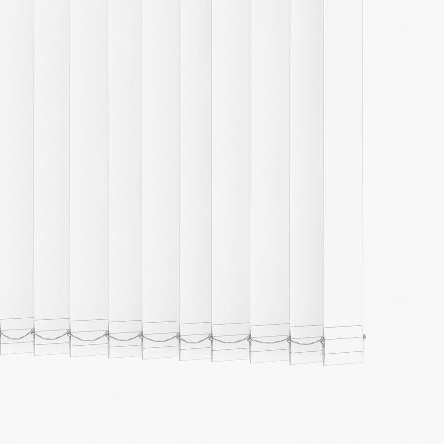 Verticale jaloezieën royalty-free 3d model - Preview no. 6