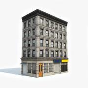 아파트 11 3d model