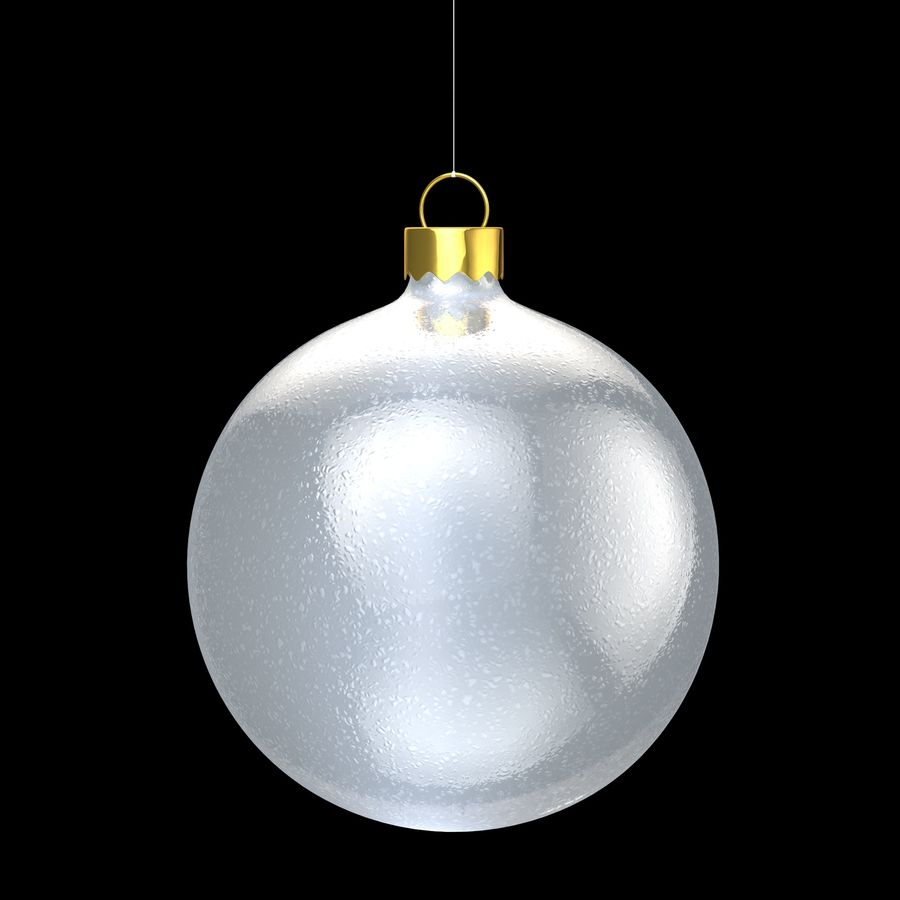 Christmas toy royalty-free 3d model - Preview no. 3