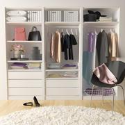 Sweet_wardrobe 3d model