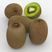 Kiwi Di Frutta 3d model