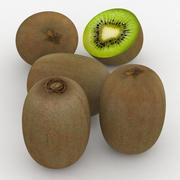 Fruit Kiwi 3d model