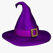 Kapelusz czarownicy 3d model