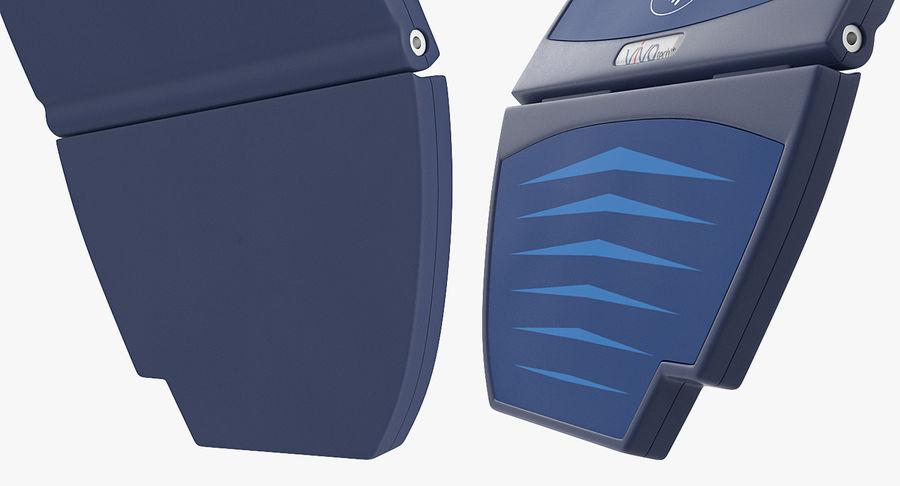 Leitor de cartão de crédito sem contato ViVOtech ViVOpay 4800 royalty-free 3d model - Preview no. 5