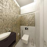 高級トイレ 3d model