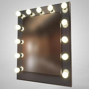 Make Up Mirror 3d model