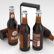 Beverage Bottle Fritz-Kola 330ml 3d model