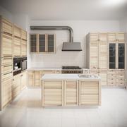 Kitchen Torhamn (scene) 3d model