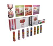 Jelly Belly Products 3d model