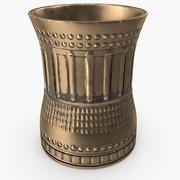 Bronze Cup 3d model