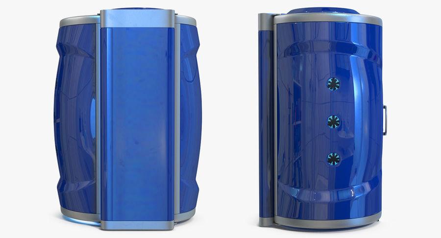 Machine 3D Solarium Vertical Solarium Machine Modèle royalty-free 3d model - Preview no. 6