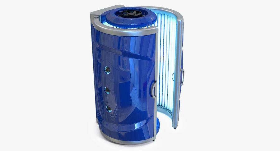 Machine 3D Solarium Vertical Solarium Machine Modèle royalty-free 3d model - Preview no. 4