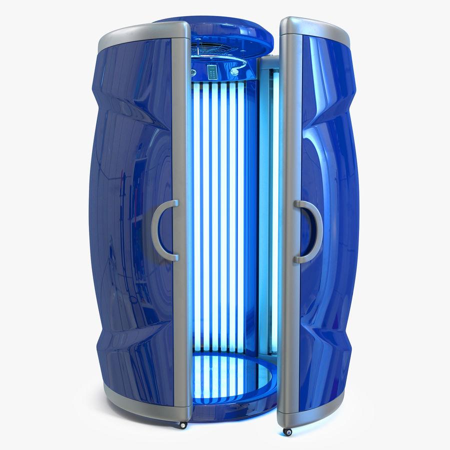 Machine 3D Solarium Vertical Solarium Machine Modèle royalty-free 3d model - Preview no. 1