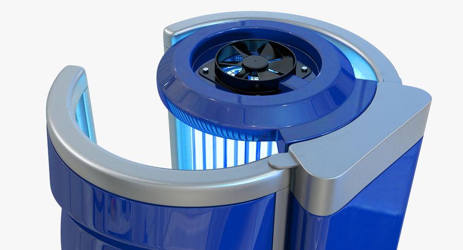 Machine 3D Solarium Vertical Solarium Machine Modèle royalty-free 3d model - Preview no. 7