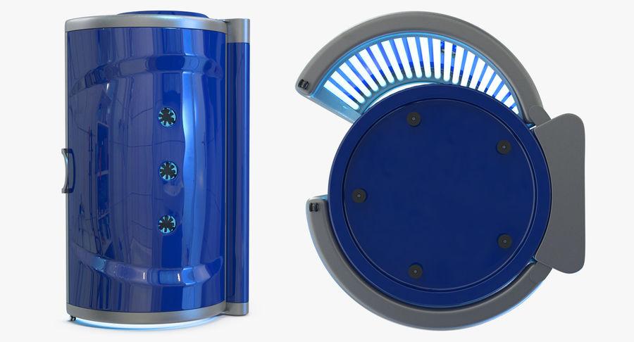 Machine 3D Solarium Vertical Solarium Machine Modèle royalty-free 3d model - Preview no. 5