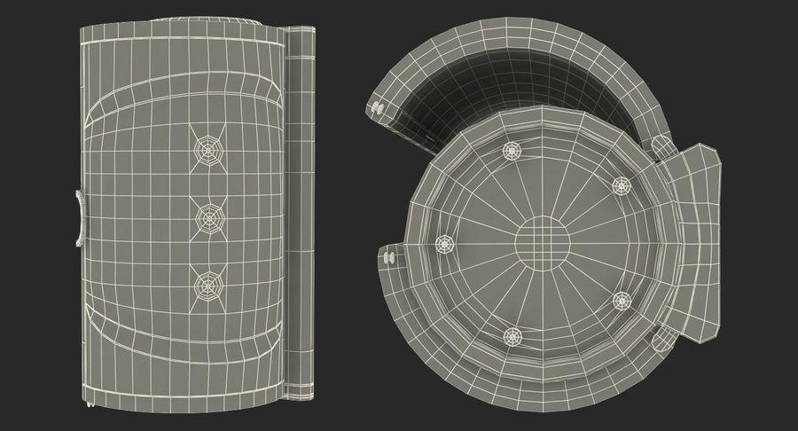 Machine 3D Solarium Vertical Solarium Machine Modèle royalty-free 3d model - Preview no. 17