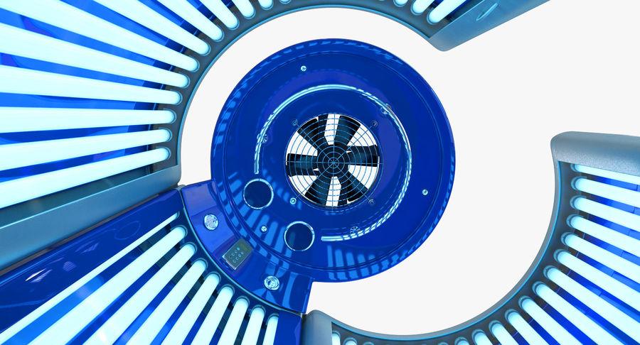 Machine 3D Solarium Vertical Solarium Machine Modèle royalty-free 3d model - Preview no. 8