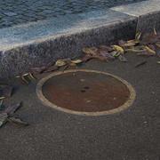 Manhole Cover 05 3d model