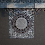 Manhole Cover 02 3d model