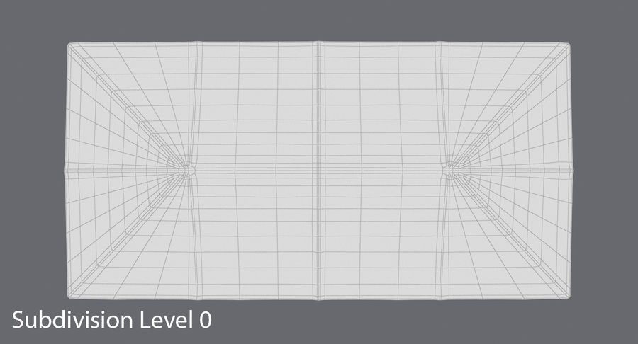 10x20 Tent 01 royalty-free 3d model - Preview no. 15