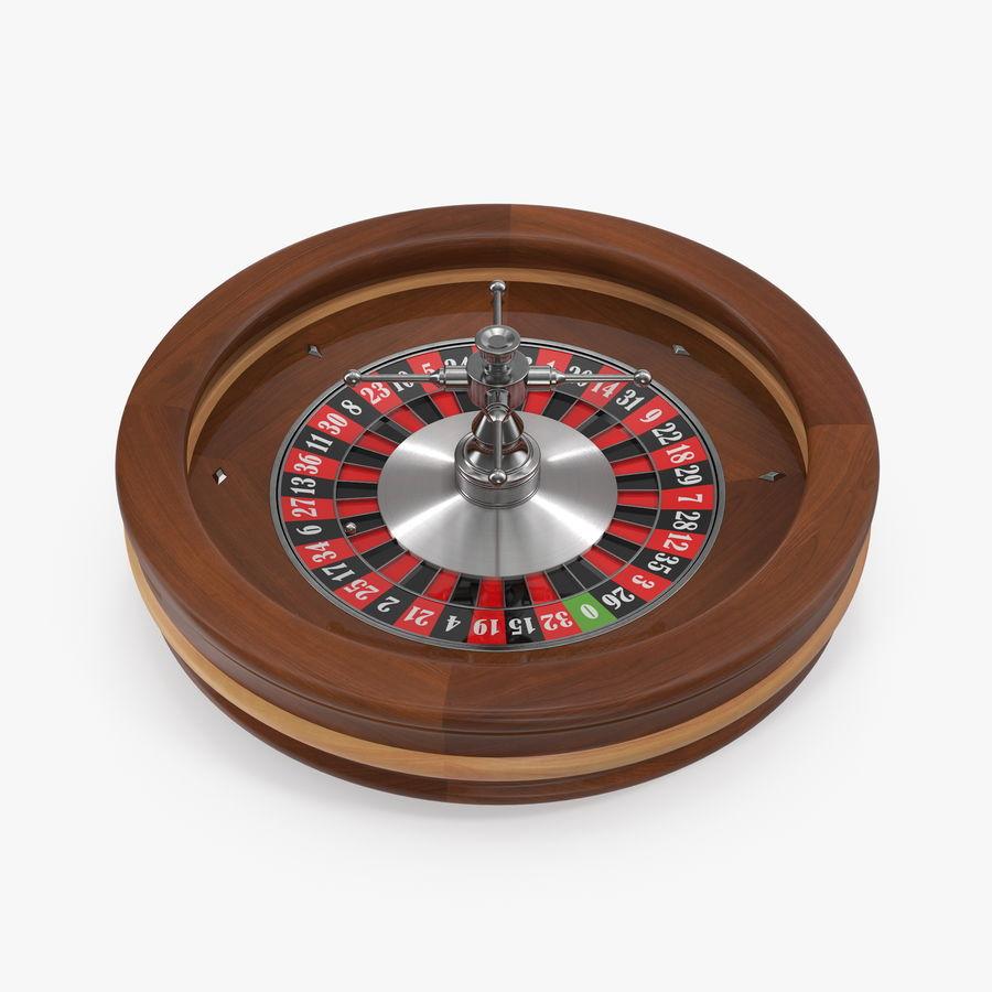 Roulette Wheel 3d Model 29 Ma Max Obj Fbx C4d 3ds Free3d