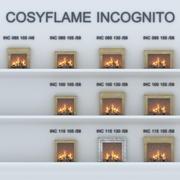 暖炉Cosyflameシークレット 3d model